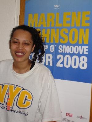 Marlene Johnson (Foto: Torsten Williamson-Fuchs)